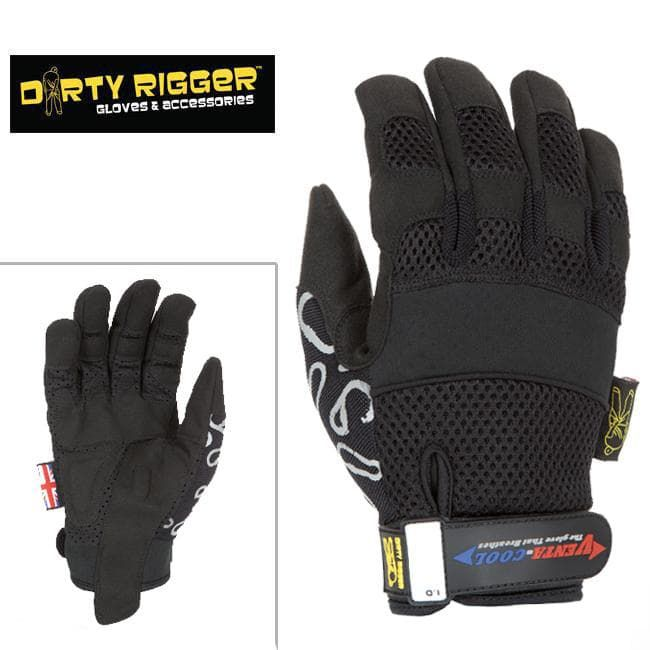 Перчатки Dirty Rigger Venta Cool