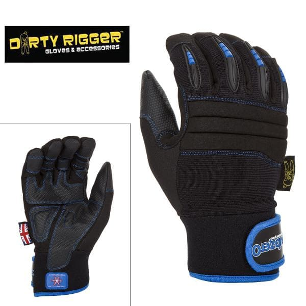 Перчатки Dirty Rigger Subzero XC Cold  Weather
