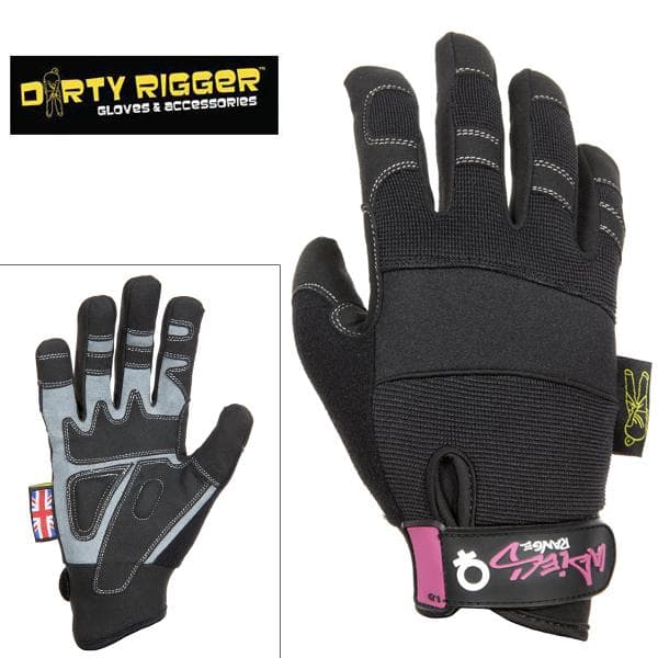 Перчатки Dirty Rigger XS Women' Fit (Full Handed)